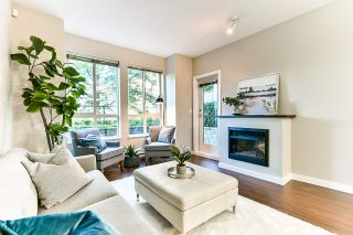 """Photo 12: 111 225 FRANCIS Way in New Westminster: Fraserview NW Condo for sale in """"WHITTAKER"""" : MLS®# R2497580"""