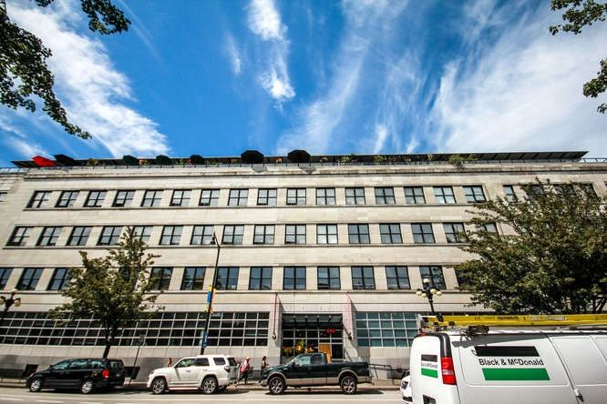"""Main Photo: 407 549 COLUMBIA Street in New Westminster: Downtown NW Condo for sale in """"C2C LOFTS & FLATS  http://c2clofts.ca/"""" : MLS®# R2094393"""