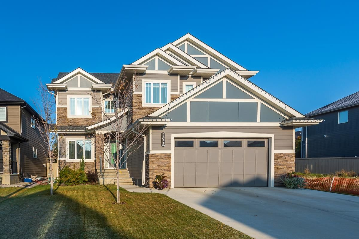 Main Photo: 3920 KENNEDY Crescent in Edmonton: Zone 56 House for sale : MLS®# E4265824