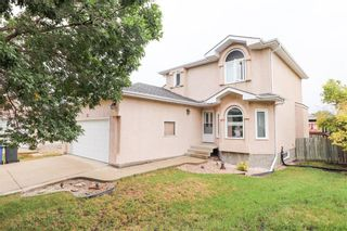 Photo 1: 35 Altomare Place in Winnipeg: Canterbury Park Residential for sale (3M)  : MLS®# 202117435