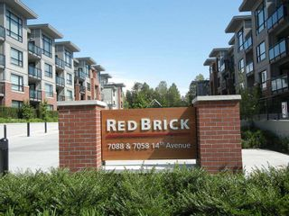 Photo 1: 216 7058 14TH Avenue in Burnaby: Edmonds BE Condo for sale (Burnaby East)  : MLS®# R2200956