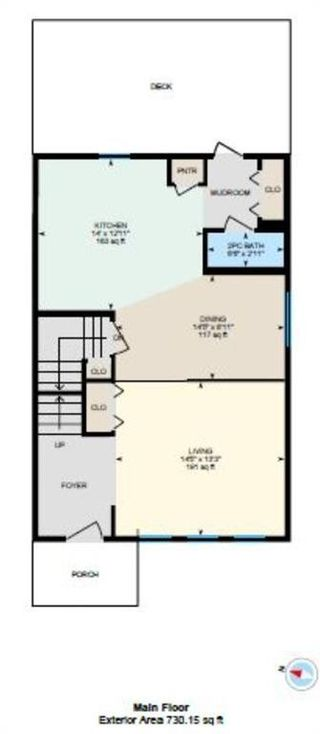 Photo 2: 72 Mackenzie Way: Carstairs Detached for sale : MLS®# A1132574