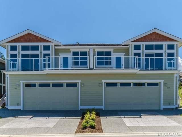 Main Photo: 6167 Arlin Pl in NANAIMO: Na North Nanaimo Row/Townhouse for sale (Nanaimo)  : MLS®# 645854