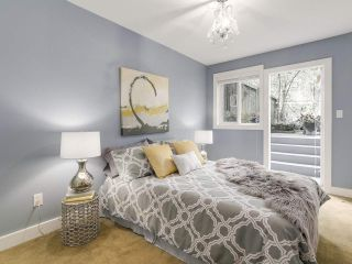 """Photo 17: 2411 W 1ST Avenue in Vancouver: Kitsilano Townhouse for sale in """"Bayside Manor"""" (Vancouver West)  : MLS®# R2191405"""