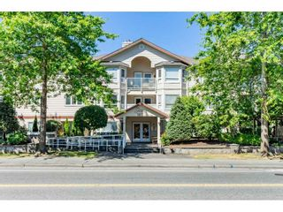 """Photo 2: 210 5977 177B Street in Surrey: Cloverdale BC Condo for sale in """"THE STETSON"""" (Cloverdale)  : MLS®# R2482496"""
