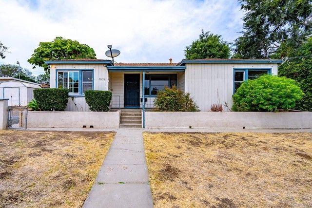 Main Photo: Property for sale: 7676 Burnell Avenue in Lemon Grove