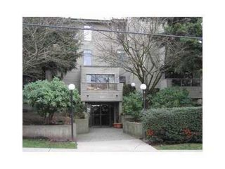 Photo 1: 204 225 MOWAT Street in New Westminster: Home for sale : MLS®# V930251