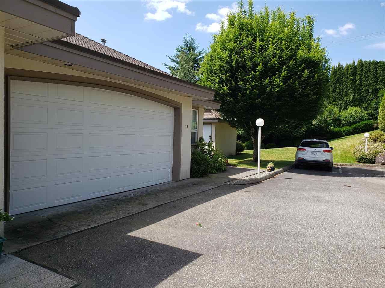 """Main Photo: 29 3354 HORN Street in Abbotsford: Central Abbotsford Townhouse for sale in """"Blackberry Estates"""" : MLS®# R2585948"""