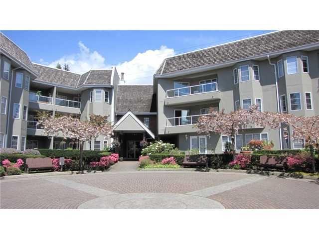 """Main Photo: 214 2020 CEDAR VILLAGE Crescent in North Vancouver: Westlynn Condo for sale in """"Kirkstone Gardens"""" : MLS®# V904207"""