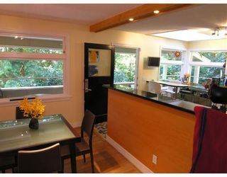 """Photo 7: 4075 CAPILANO PARK Road in North_Vancouver: Canyon Heights NV House for sale in """"CAPILANO"""" (North Vancouver)  : MLS®# V667641"""