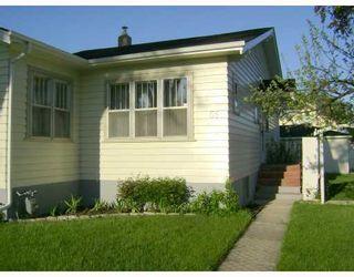 Photo 1: 661 INGERSOLL Street in WINNIPEG: West End / Wolseley Residential for sale (West Winnipeg)  : MLS®# 2809142