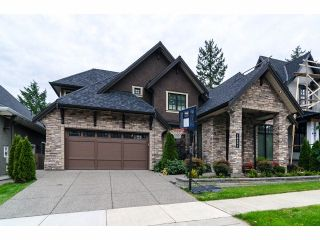 """Photo 1: 16297 27A Avenue in Surrey: Grandview Surrey House for sale in """"Morgan Heights"""" (South Surrey White Rock)  : MLS®# F1323182"""