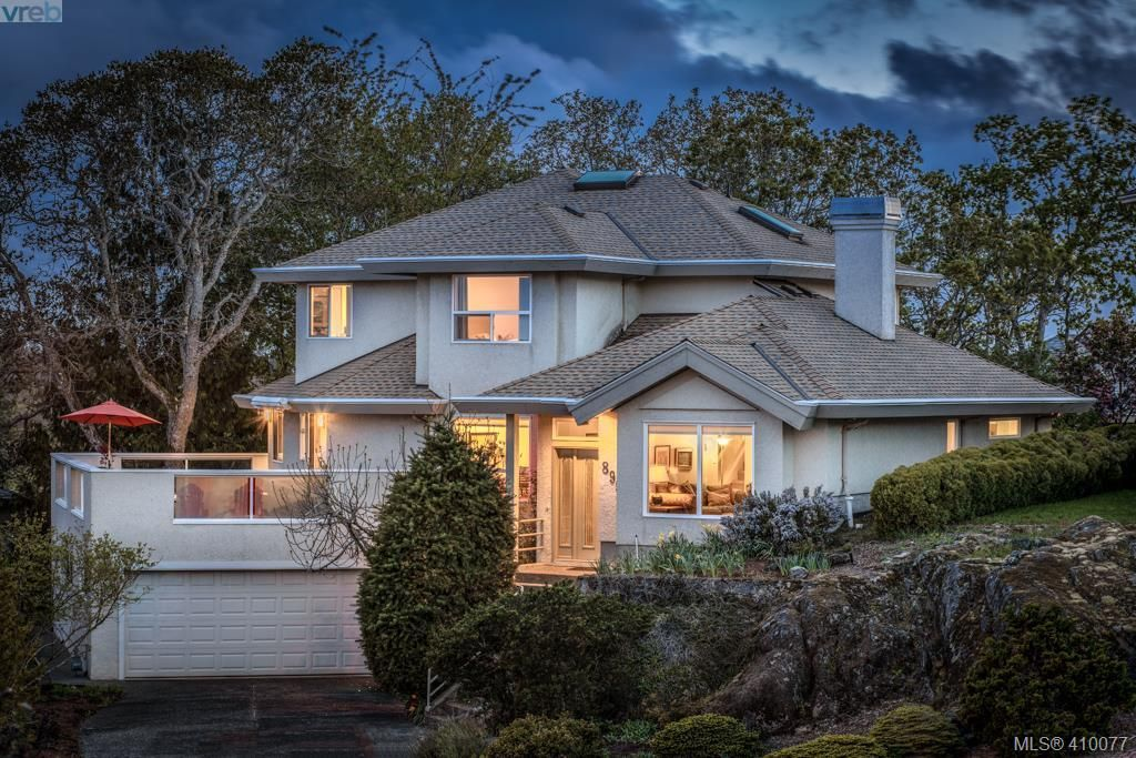 Main Photo: 895 Le Clair Pl in VICTORIA: SE Lake Hill House for sale (Saanich East)  : MLS®# 812877