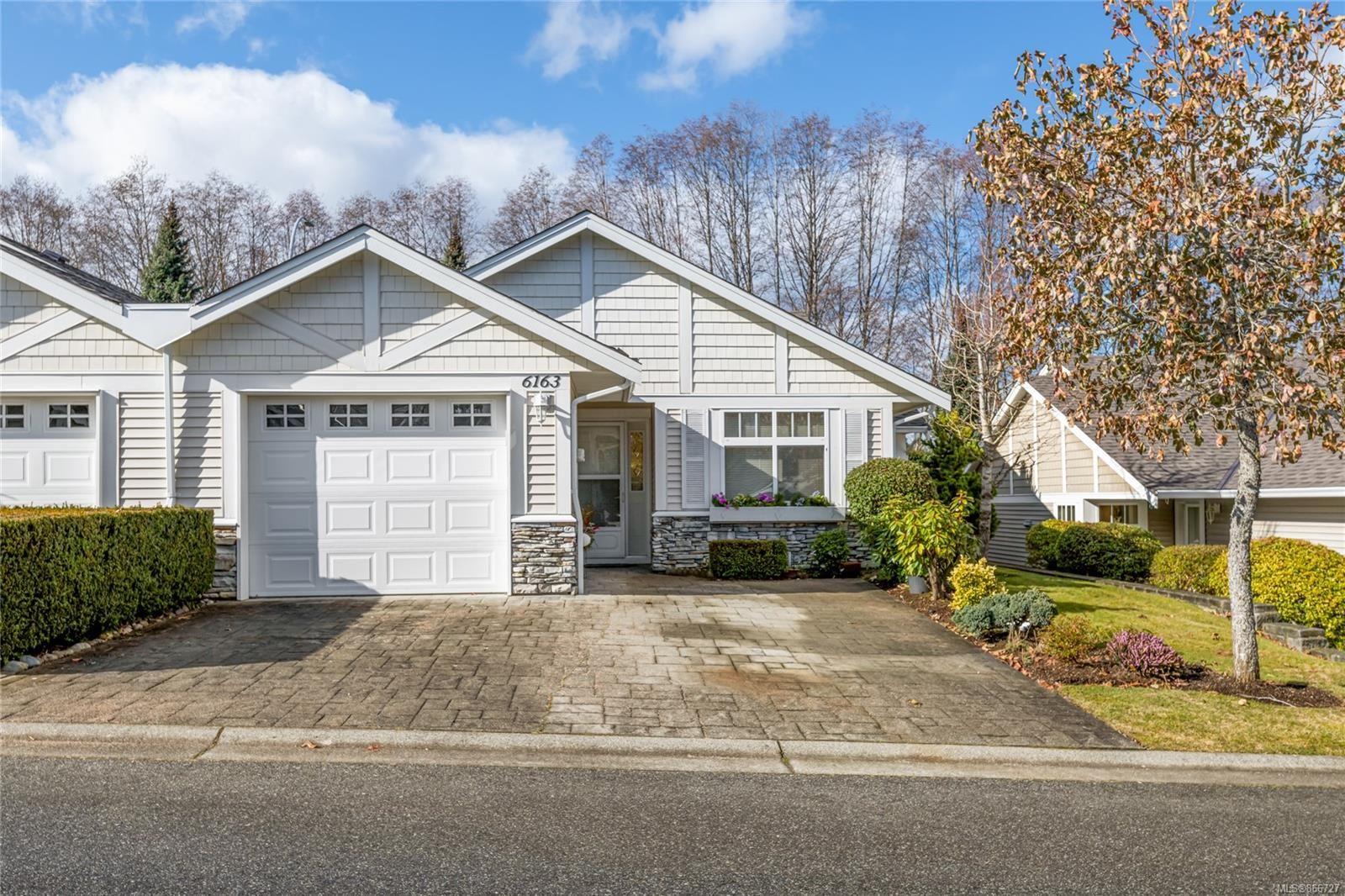 Main Photo: 6163 Rosecroft Pl in : Na North Nanaimo Row/Townhouse for sale (Nanaimo)  : MLS®# 866727