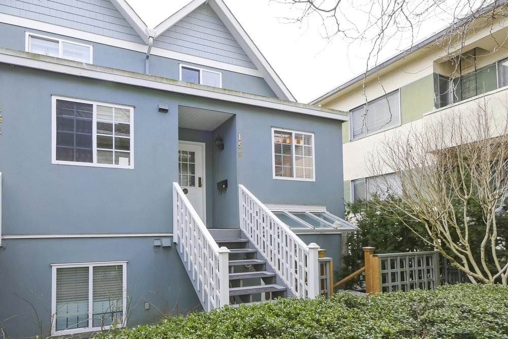Main Photo: 159 E. 4th St. in North Vancouver: Lower Lonsdale Townhouse for sale : MLS®# R2349876