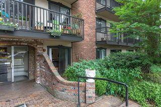 "Photo 13: 107 2255 W 5TH Avenue in Vancouver: Kitsilano Condo for sale in ""Villa Florita"" (Vancouver West)  : MLS®# R2591365"