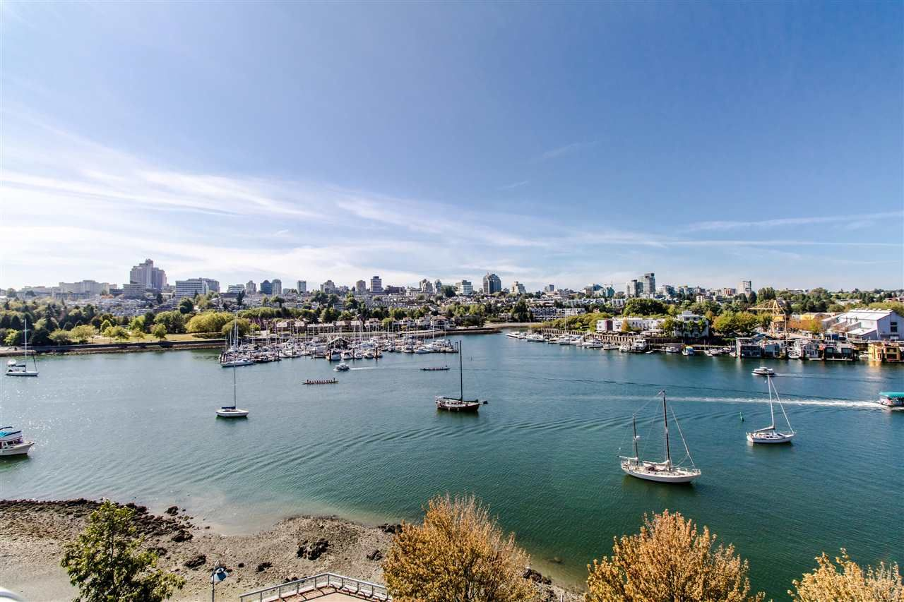 """Main Photo: 801 1515 HOMER Mews in Vancouver: Yaletown Condo for sale in """"King's Landing"""" (Vancouver West)  : MLS®# R2400957"""