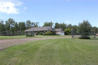 Photo 1: 41405 Range Road 231: Rural Lacombe County Detached for sale : MLS®# CA0173239