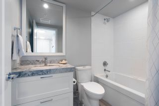 """Photo 6: 1402 520 COMO LAKE Avenue in Coquitlam: Coquitlam West Condo for sale in """"The Crown"""" : MLS®# R2619020"""
