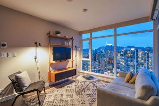 Photo 3: 3705 1372 SEYMOUR Street in Vancouver: Downtown VW Condo for sale (Vancouver West)  : MLS®# R2561262