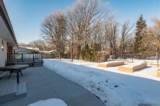 Photo 40: 78 Algonquin Avenue in Winnipeg: Algonquin Park Residential for sale (3G)  : MLS®# 202005039