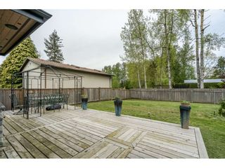 Photo 30: 1 23165 OLD YALE Road in Langley: Campbell Valley House for sale : MLS®# R2454342