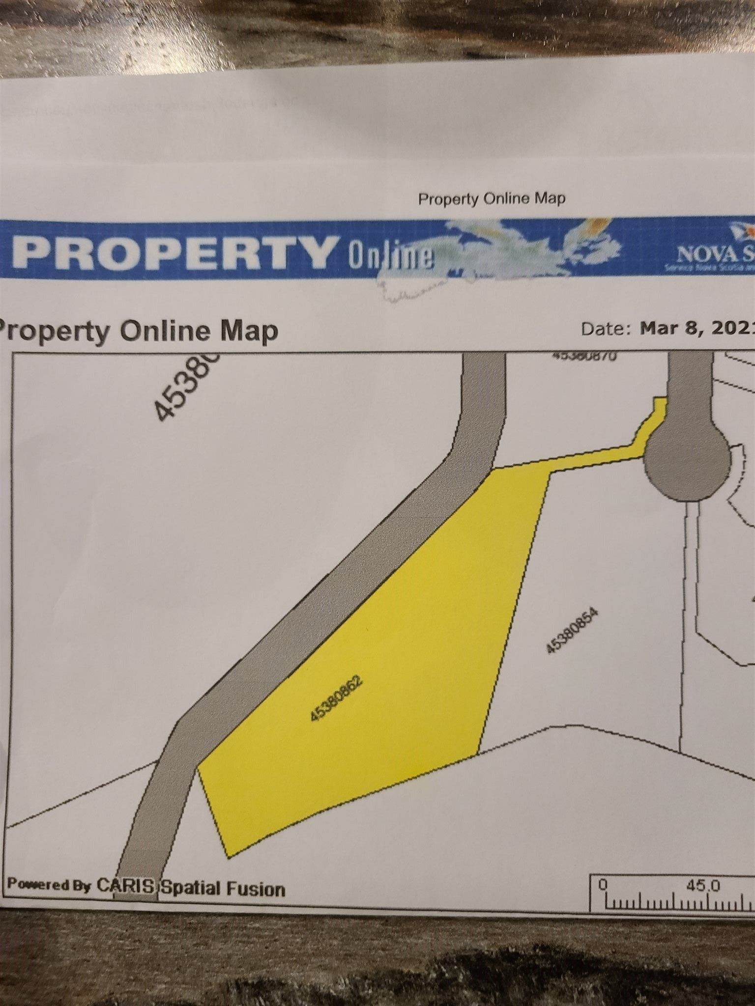 Main Photo: lot 19 Jorphie Drive in Mount Uniacke: 105-East Hants/Colchester West Vacant Land for sale (Halifax-Dartmouth)  : MLS®# 202104195
