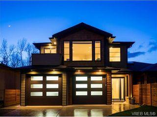 Photo 1: 9518 Maryland Dr in SIDNEY: Si Sidney South-East Half Duplex for sale (Sidney)  : MLS®# 721830