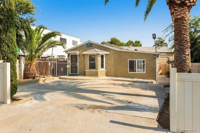 Main Photo: Condo for sale : 3 bedrooms : 7407 Waite Drive #A & B in La Mesa