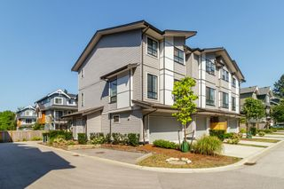 "Photo 1: 14 2139 PRAIRIE Avenue in Port Coquitlam: Glenwood PQ Townhouse for sale in ""WESTMOUNT PARK"" : MLS®# R2398108"