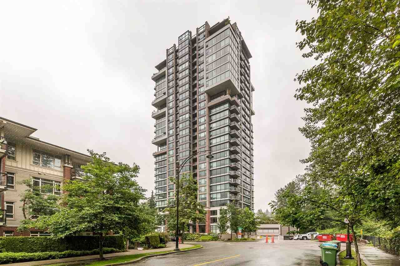 """Main Photo: 204 301 CAPILANO Road in Port Moody: Port Moody Centre Condo for sale in """"The Residences"""" : MLS®# R2474301"""