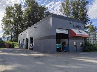 Main Photo: 45575 YALE Road in Chilliwack: Chilliwack Yale Rd West Business for sale : MLS®# C8039300