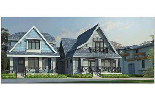 Photo 1: 1 635 GAUTHIER Avenue in Coquitlam: Coquitlam West 1/2 Duplex for sale : MLS®# R2183959