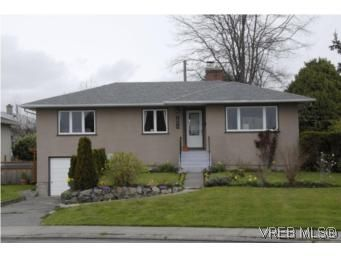 Main Photo: 1694 North Dairy Rd in VICTORIA: SE Camosun House for sale (Saanich East)  : MLS®# 530311