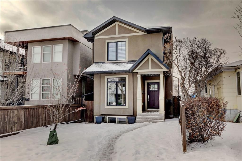 Main Photo: 2617 30 Street SW in Calgary: Killarney/Glengarry Detached for sale : MLS®# C4281251