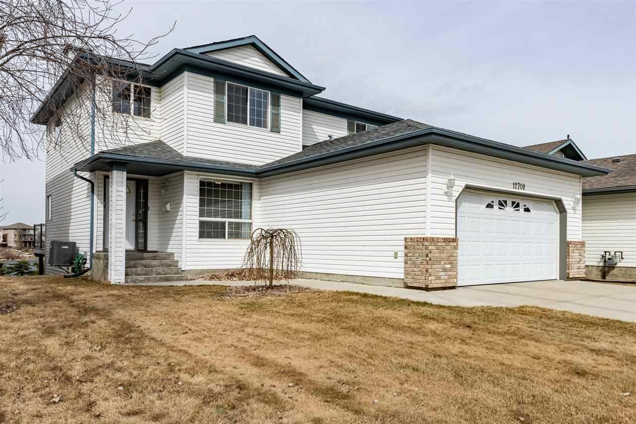Main Photo: 12708 HUDSON Way in Edmonton: Zone 27 House for sale : MLS®# E4237053
