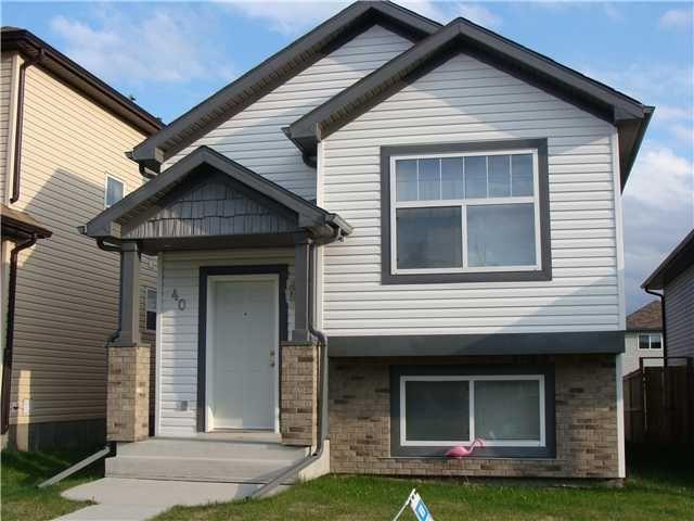 Main Photo: 40 SADDLEFIELD Road NE in CALGARY: Saddleridge Residential Detached Single Family for sale (Calgary)  : MLS®# C3456118