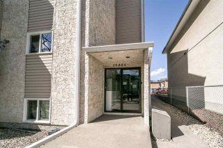 Photo 2: 410 10250 116 Street in Edmonton: Zone 12 Condo for sale : MLS®# E4241552