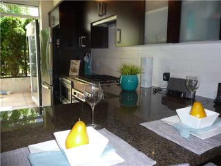 """Photo 11: 1628 W 7TH Avenue in Vancouver: Fairview VW Townhouse for sale in """"Virtu"""" (Vancouver West)  : MLS®# V1067776"""