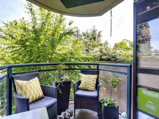 """Photo 19: 201 2665 W BROADWAY in Vancouver: Kitsilano Condo for sale in """"MAGUIRE BUILDING"""" (Vancouver West)  : MLS®# R2580256"""