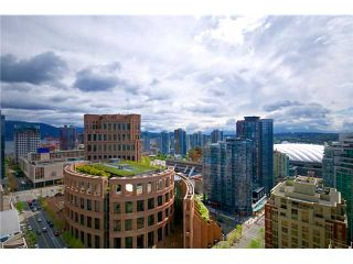 """Photo 23: 2503 833 HOMER Street in Vancouver: Downtown VW Condo for sale in """"ATELIER"""" (Vancouver West)  : MLS®# V839630"""