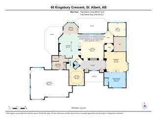 Photo 46: 60 KINGSBURY Crescent: St. Albert House for sale : MLS®# E4260792