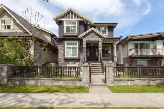 Photo 1: 605 E 46TH Avenue in Vancouver: Fraser VE House for sale (Vancouver East)  : MLS®# R2265973