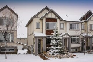 Photo 2: 19 COPPERPOND Close SE in Calgary: Copperfield Row/Townhouse for sale : MLS®# A1049083