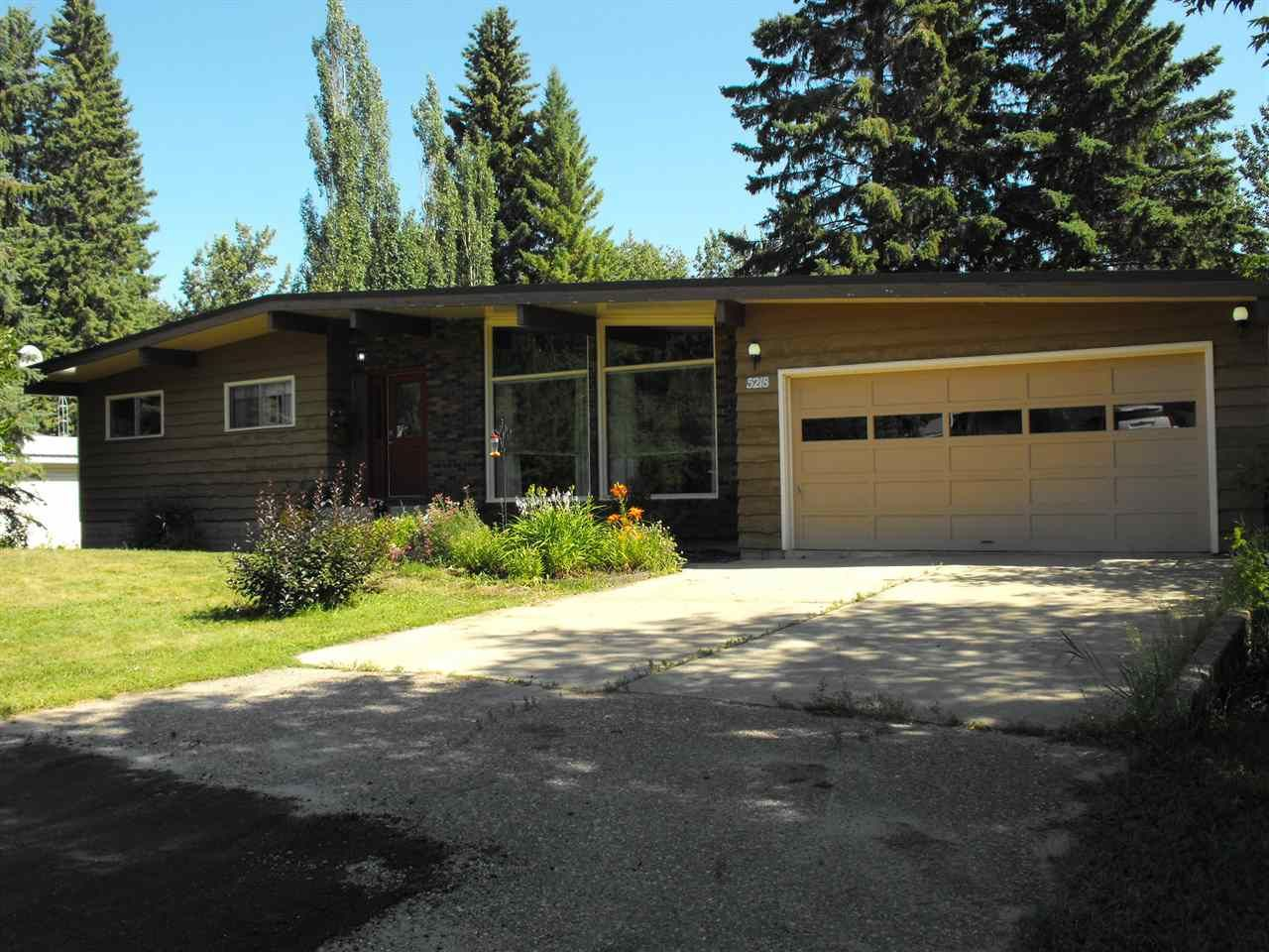Main Photo: 5218 Ravine Drive: Elk Point House for sale : MLS®# E4209227