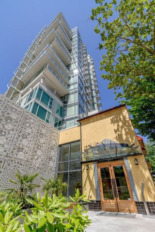 """Photo 24: 806 1221 BIDWELL Street in Vancouver: West End VW Condo for sale in """"Alexandra"""" (Vancouver West)  : MLS®# R2019706"""