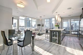 Photo 4: 1802 530 12 Avenue SW in Calgary: Beltline Apartment for sale : MLS®# A1101948