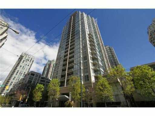 """Main Photo: 605 1010 RICHARDS Street in Vancouver: Yaletown Condo for sale in """"GALLERY"""" (Vancouver West)  : MLS®# V954105"""