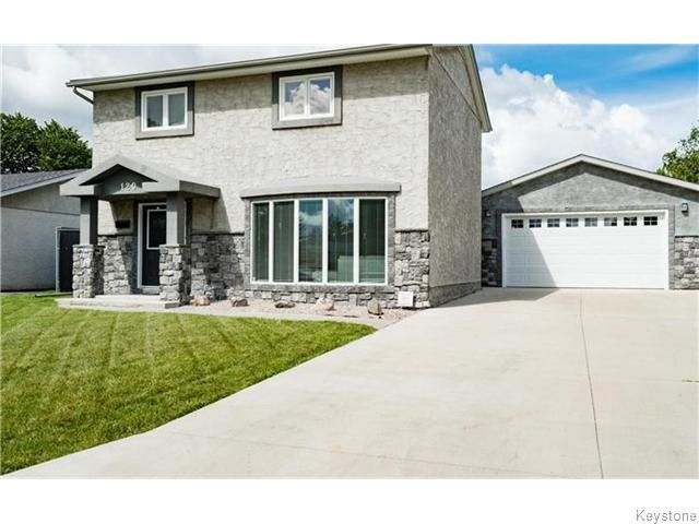 Photo 1: Photos: 120 Brookhaven Bay in Winnipeg: Southdale Residential for sale (2H)  : MLS®# 1622301