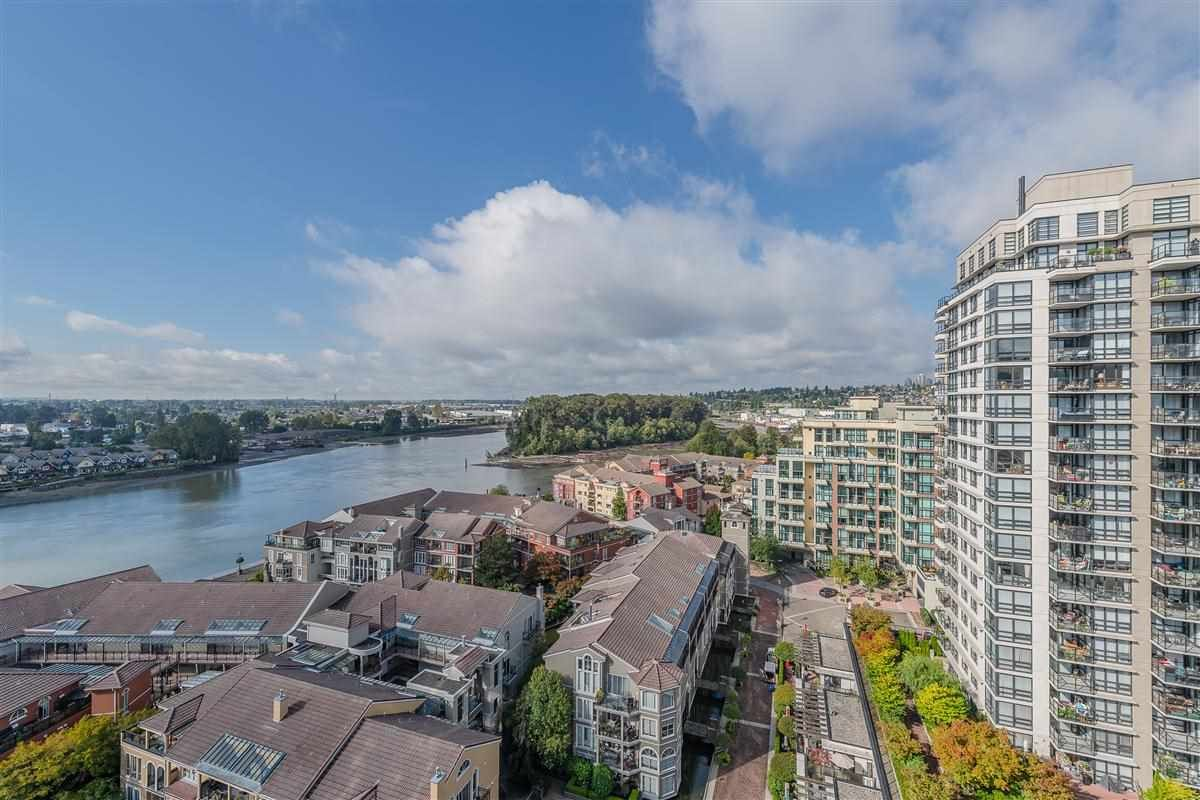 Main Photo: 1707 10 LAGUNA Court in New Westminster: Quay Condo for sale : MLS®# R2426983